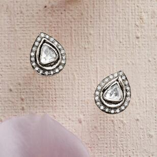 LODESTAR DIAMOND EARRINGS