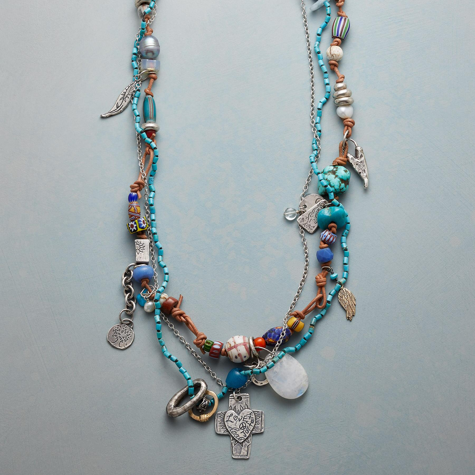 OBJECTS D'ART NECKLACE: View 1