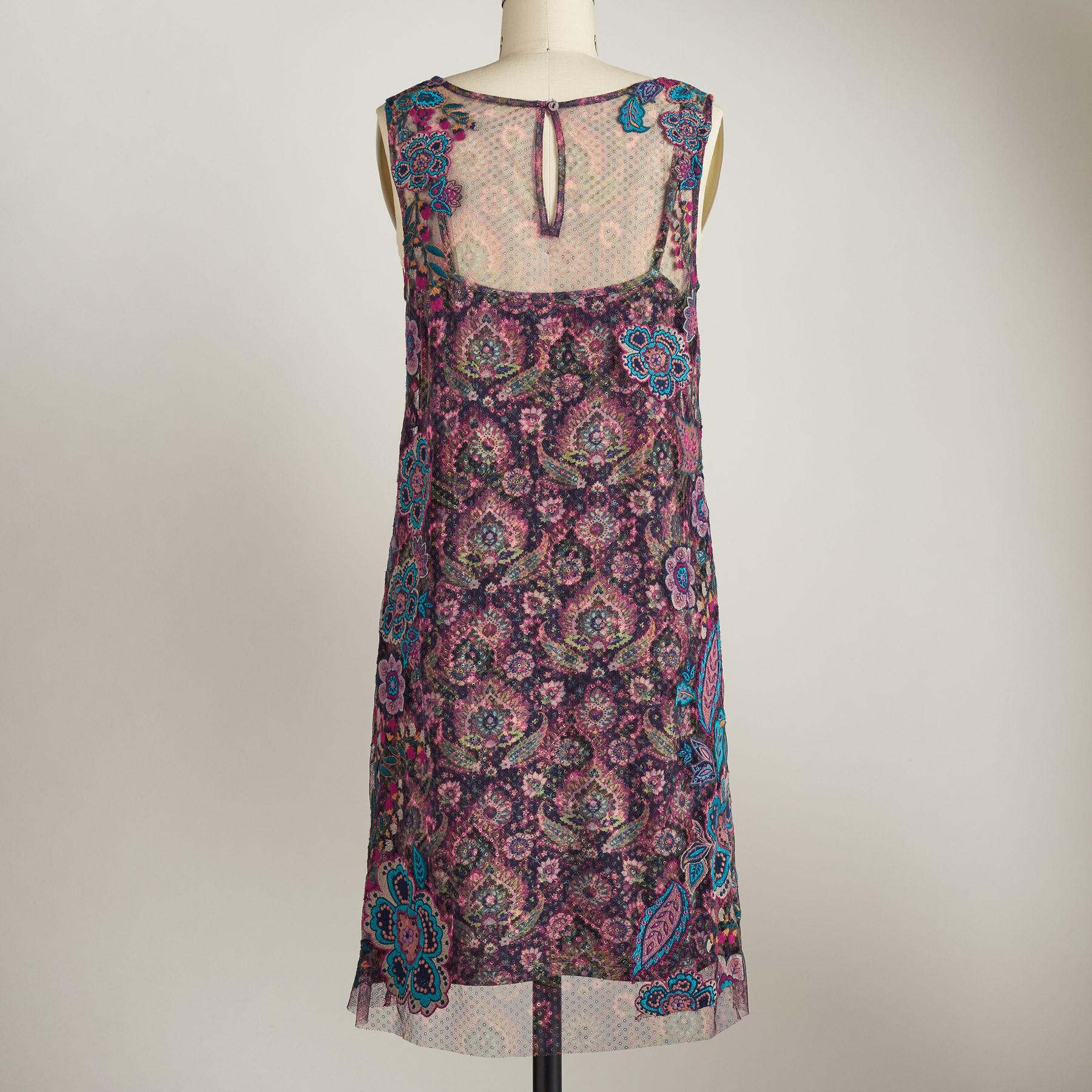 PALACE TAPESTRY DRESS: View 2