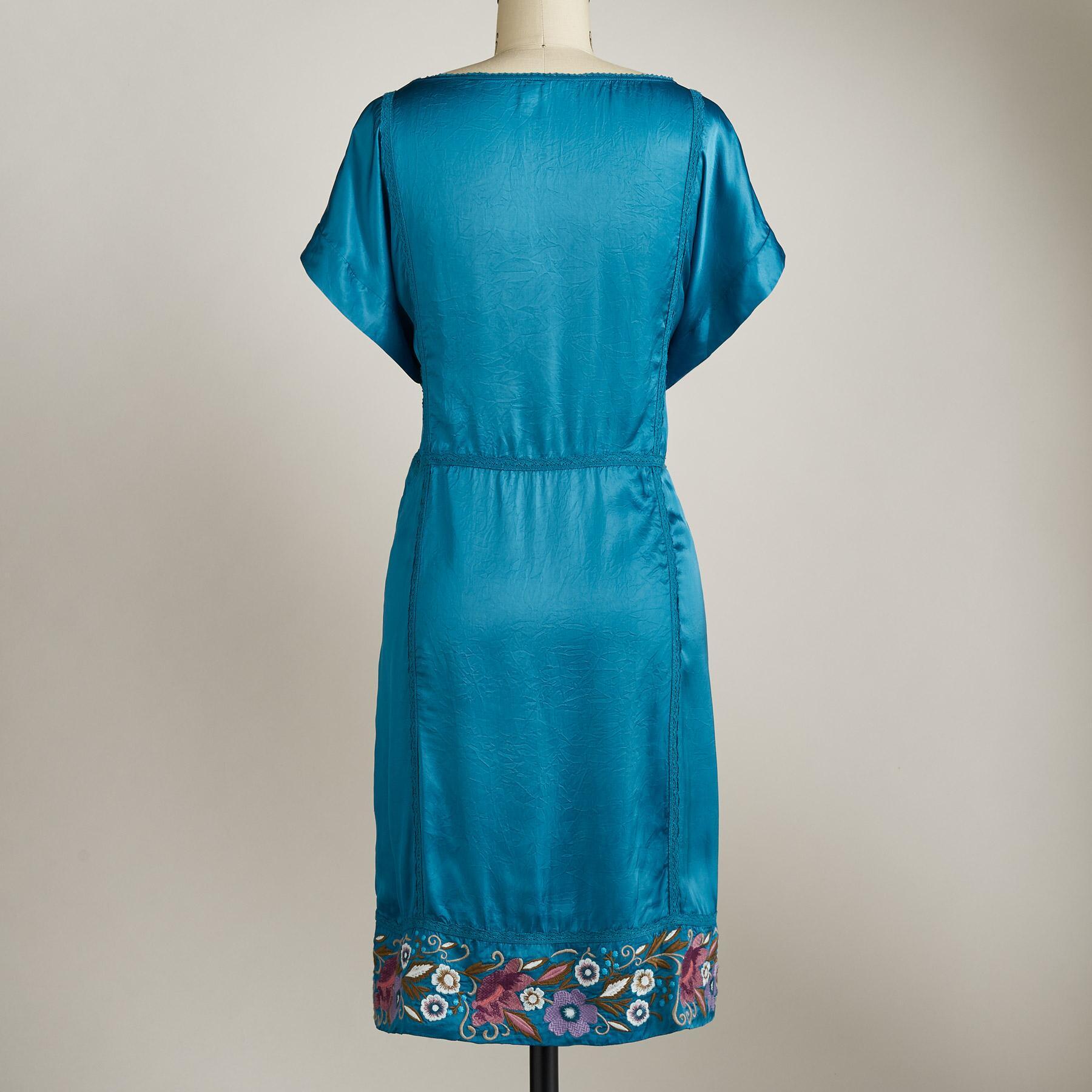 MALIKA DRESS - PETITES: View 3