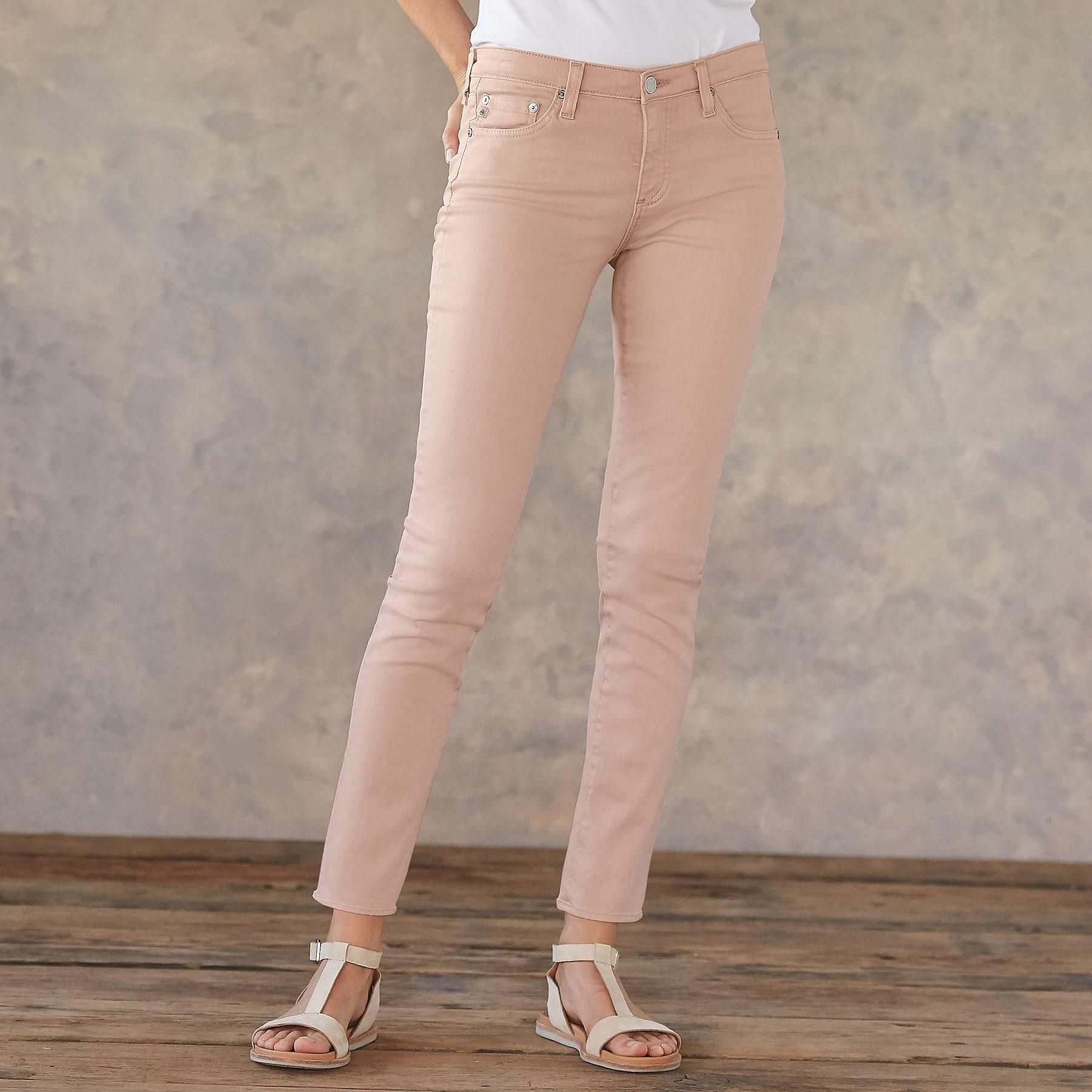 PRIMA ANKLE JEANS: View 1