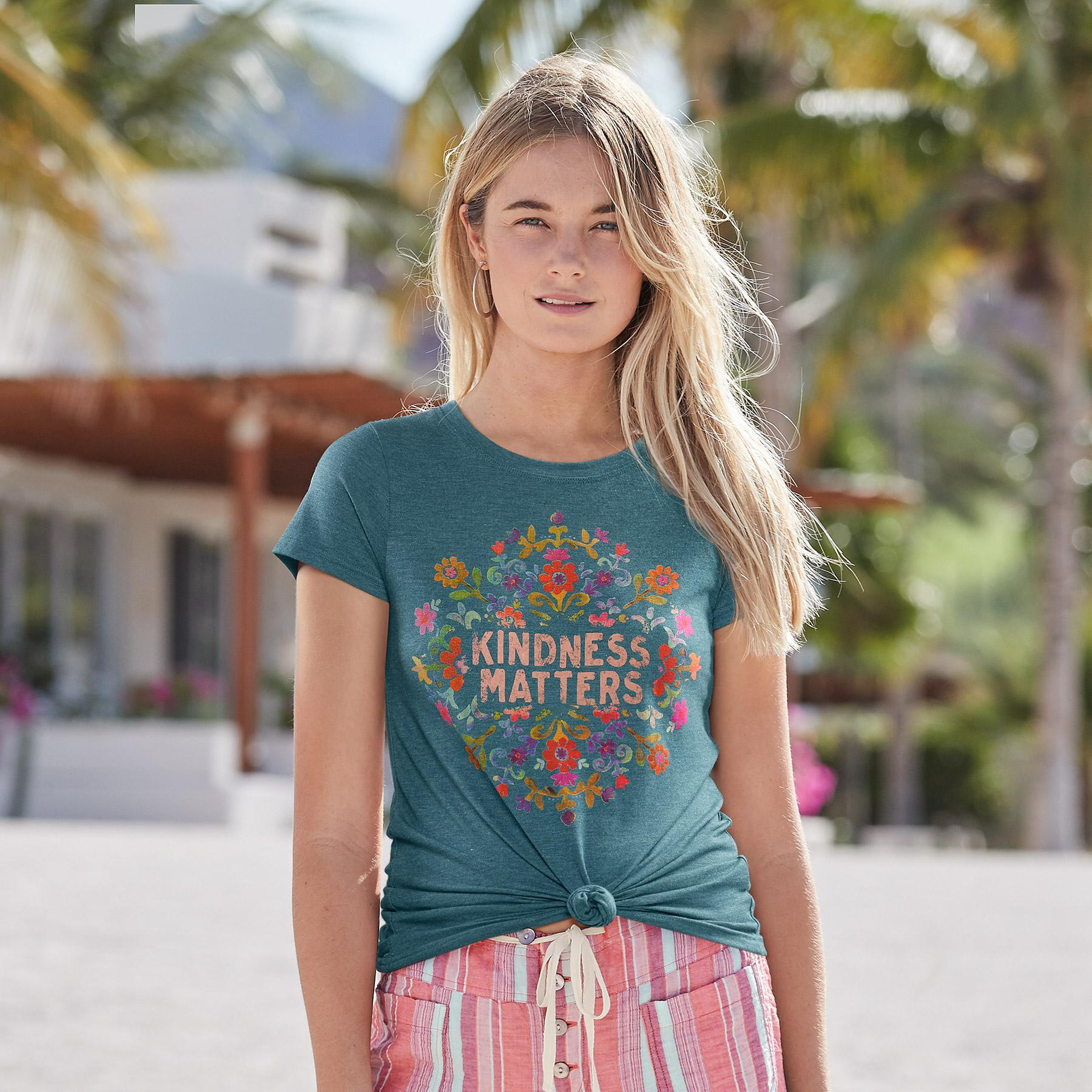 KINDNESS MATTERS TEE: View 1