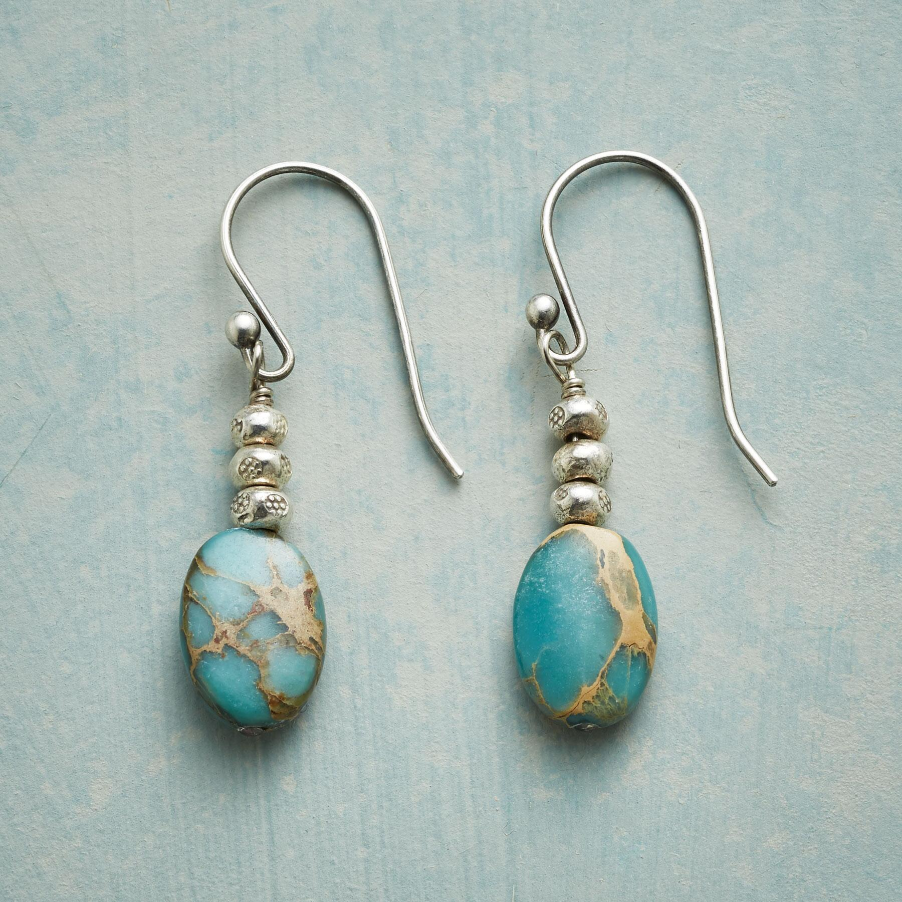 AQUA TERRA EARRINGS: View 1