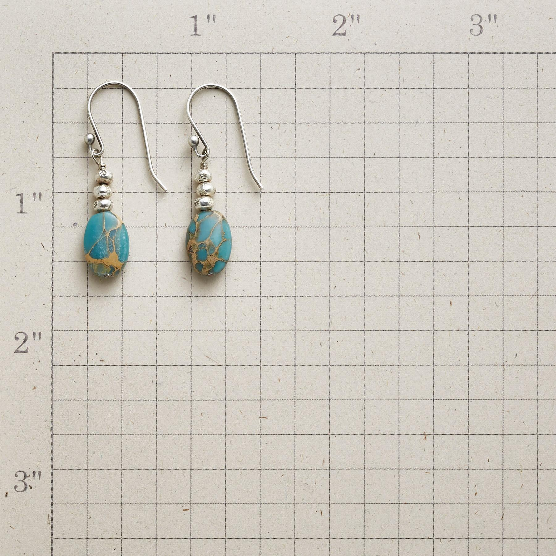AQUA TERRA EARRINGS: View 2