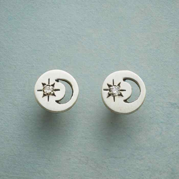 MOON AND SHINE EARRINGS