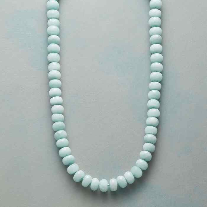 ENDLESSLY AMAZONITE NECKLACE