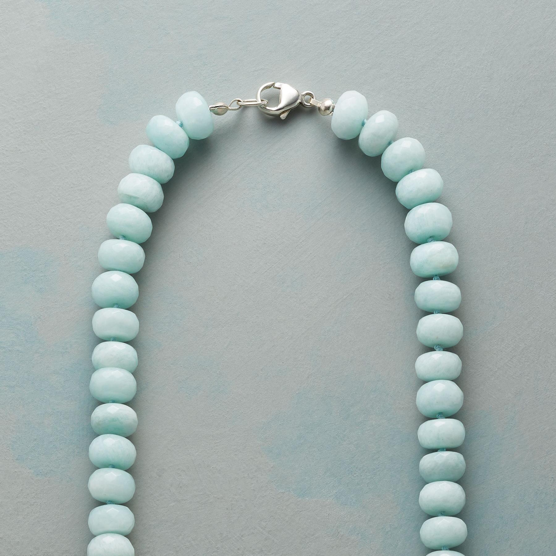 ENDLESSLY AMAZONITE NECKLACE: View 3