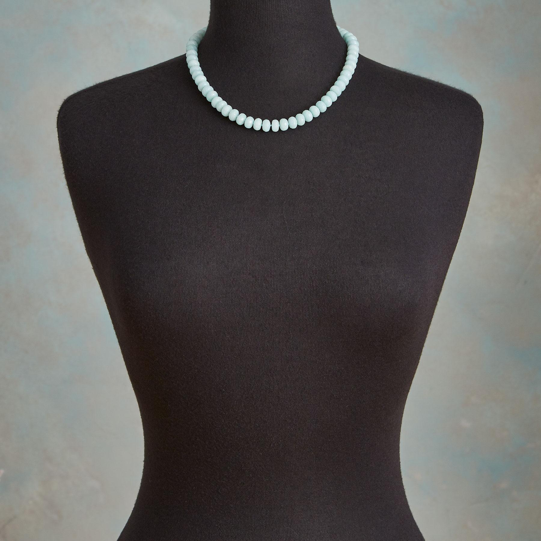 ENDLESSLY AMAZONITE NECKLACE: View 4