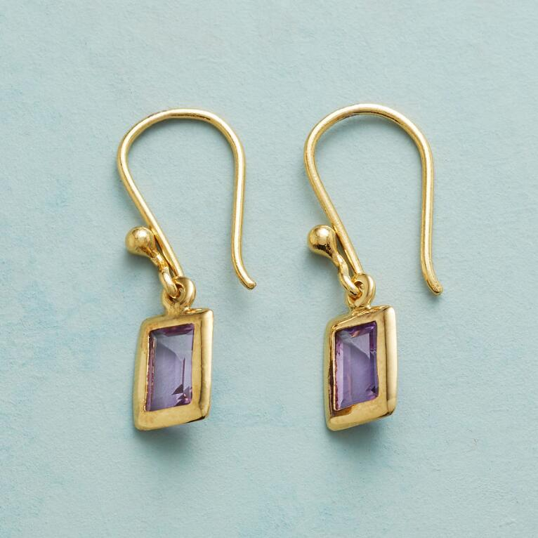 LAVENDER VISIONS EARRINGS