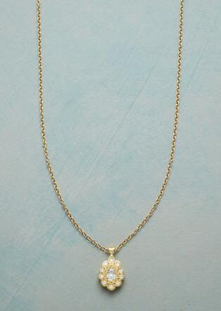 REFLECTIONS DIAMOND NECKLACE
