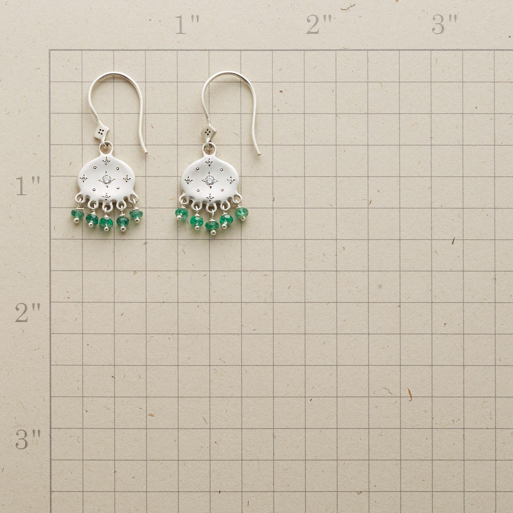 LUCK OF THE IRISH EARRINGS: View 2