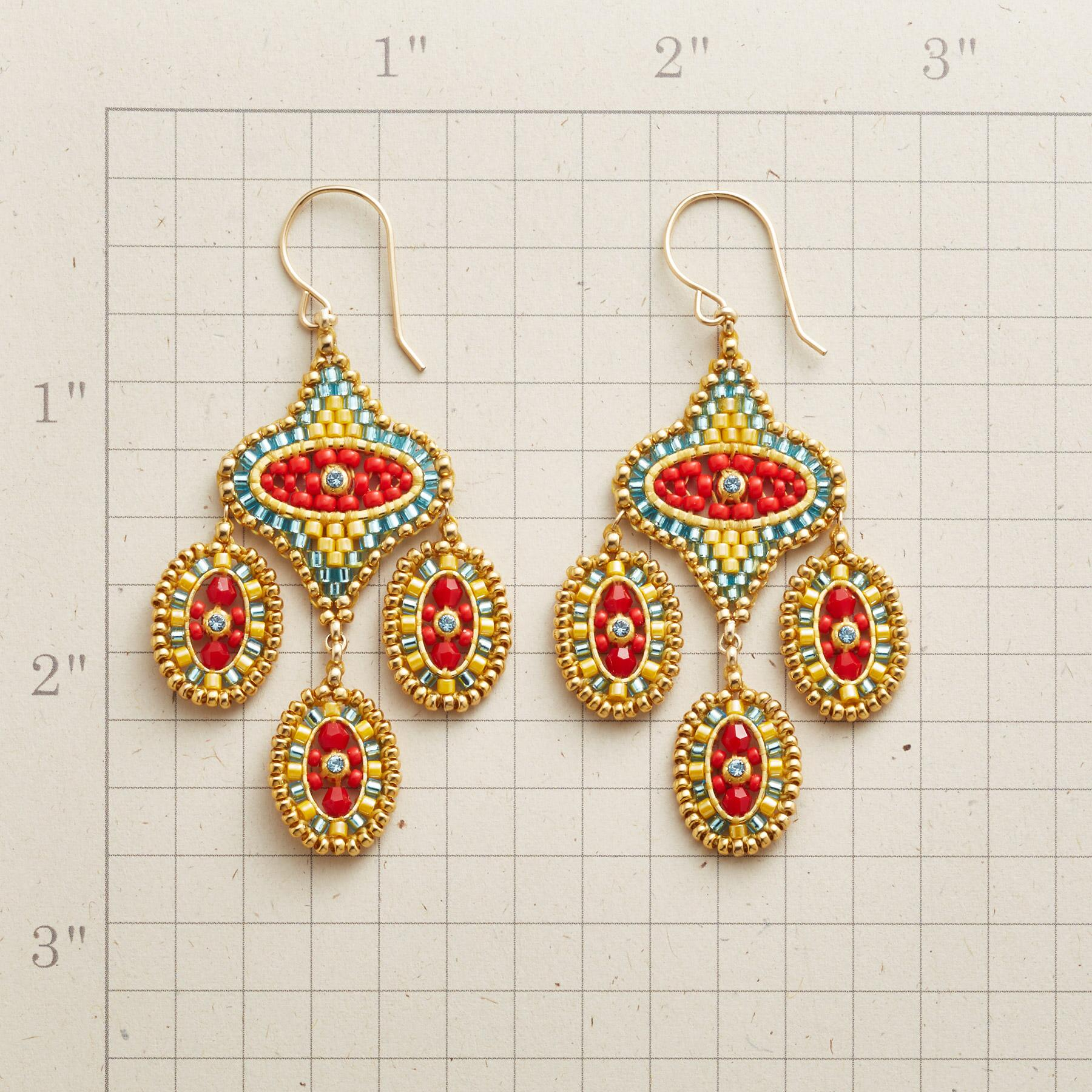 CARMENITA EARRINGS: View 2