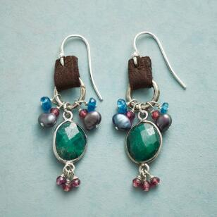 EMERALD AND MORE EARRINGS