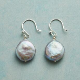 PEARL LUSTER EARRINGS