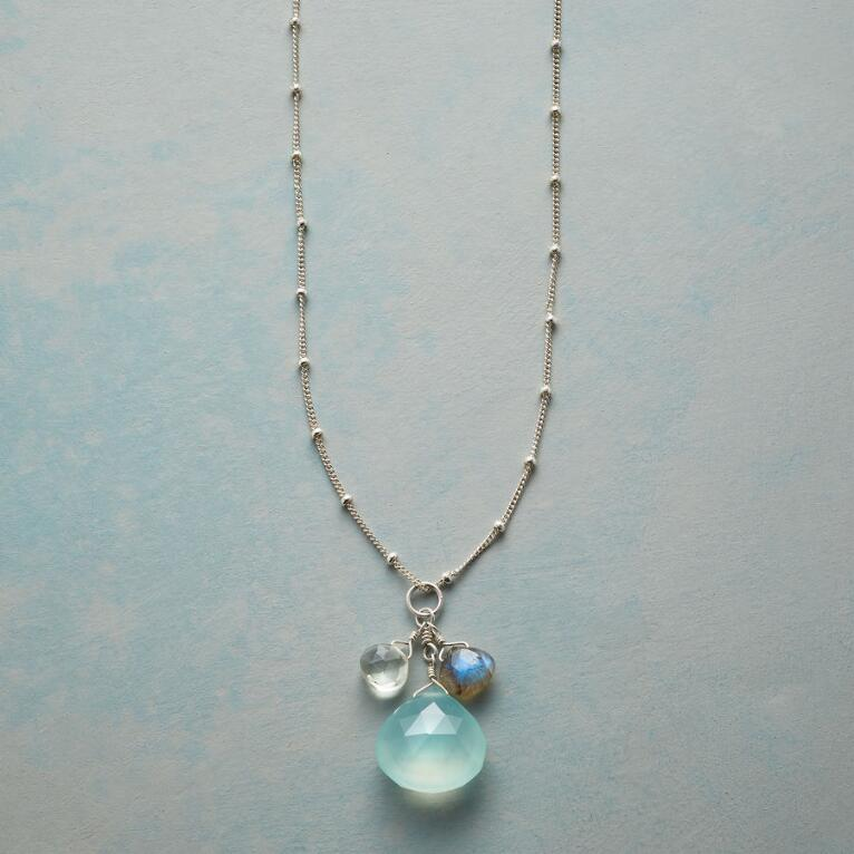 MOSS IN THE MIST NECKLACE