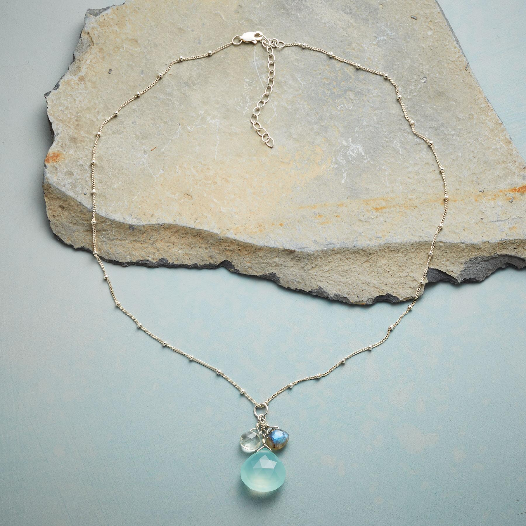 MOSS IN THE MIST NECKLACE: View 2