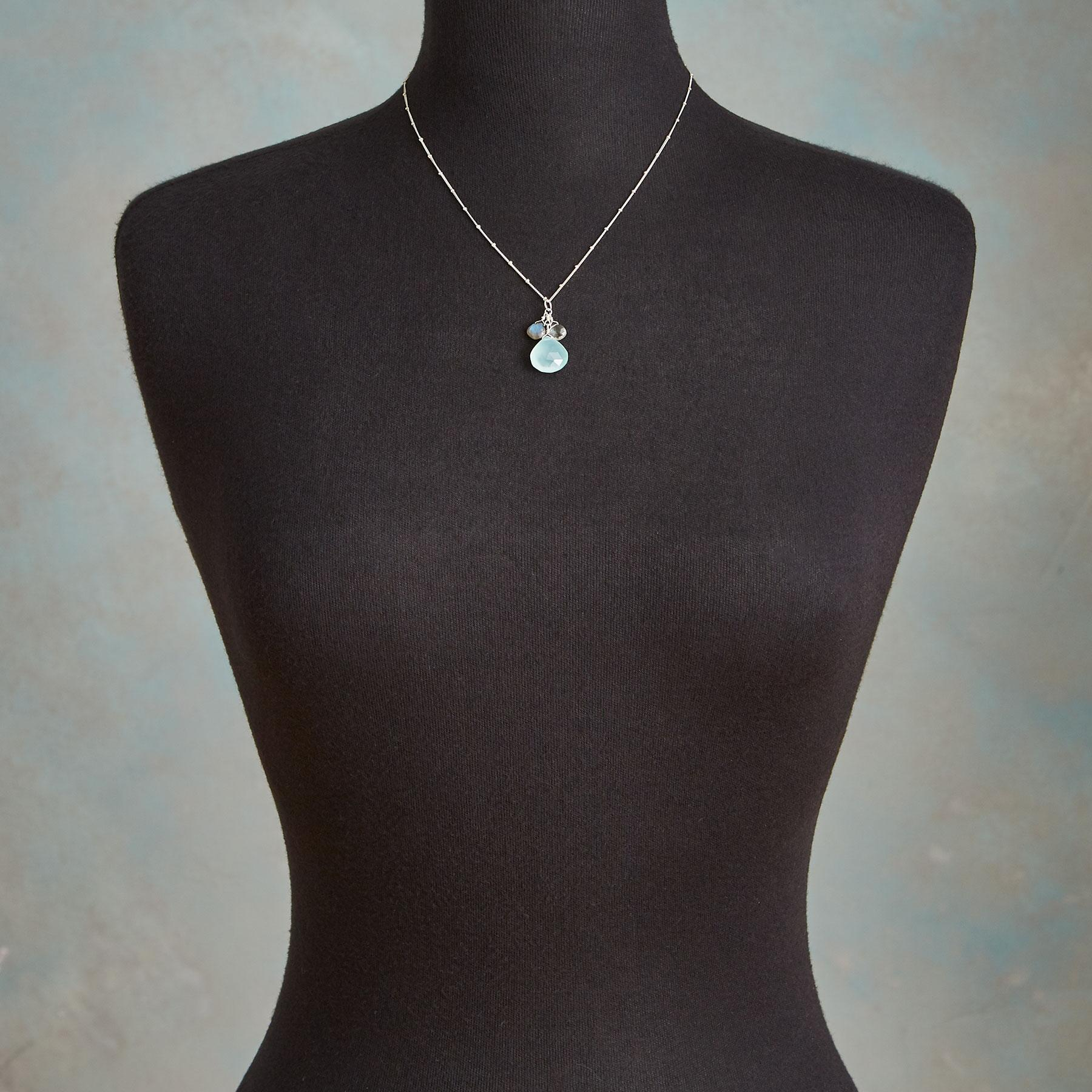 MOSS IN THE MIST NECKLACE: View 4