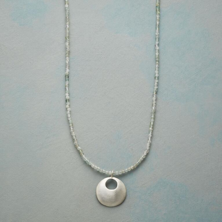 INSIDE CIRCLE NECKLACE