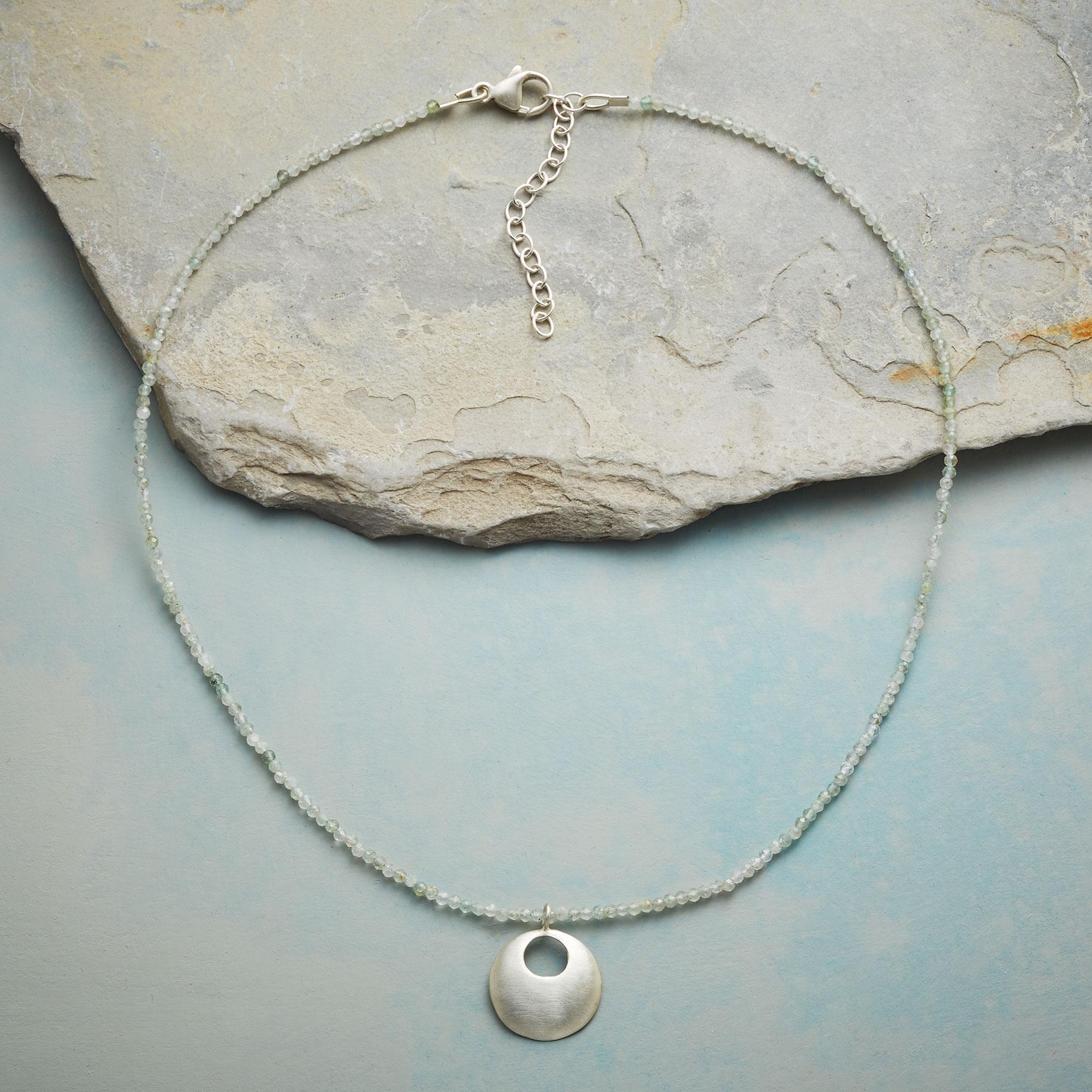 INSIDE CIRCLE NECKLACE: View 2
