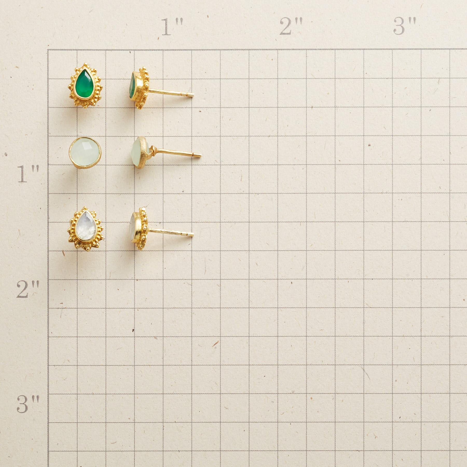 SASHIKA EARRING TRIO: View 2