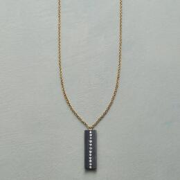 DIAMOND FISSURE NECKLACE
