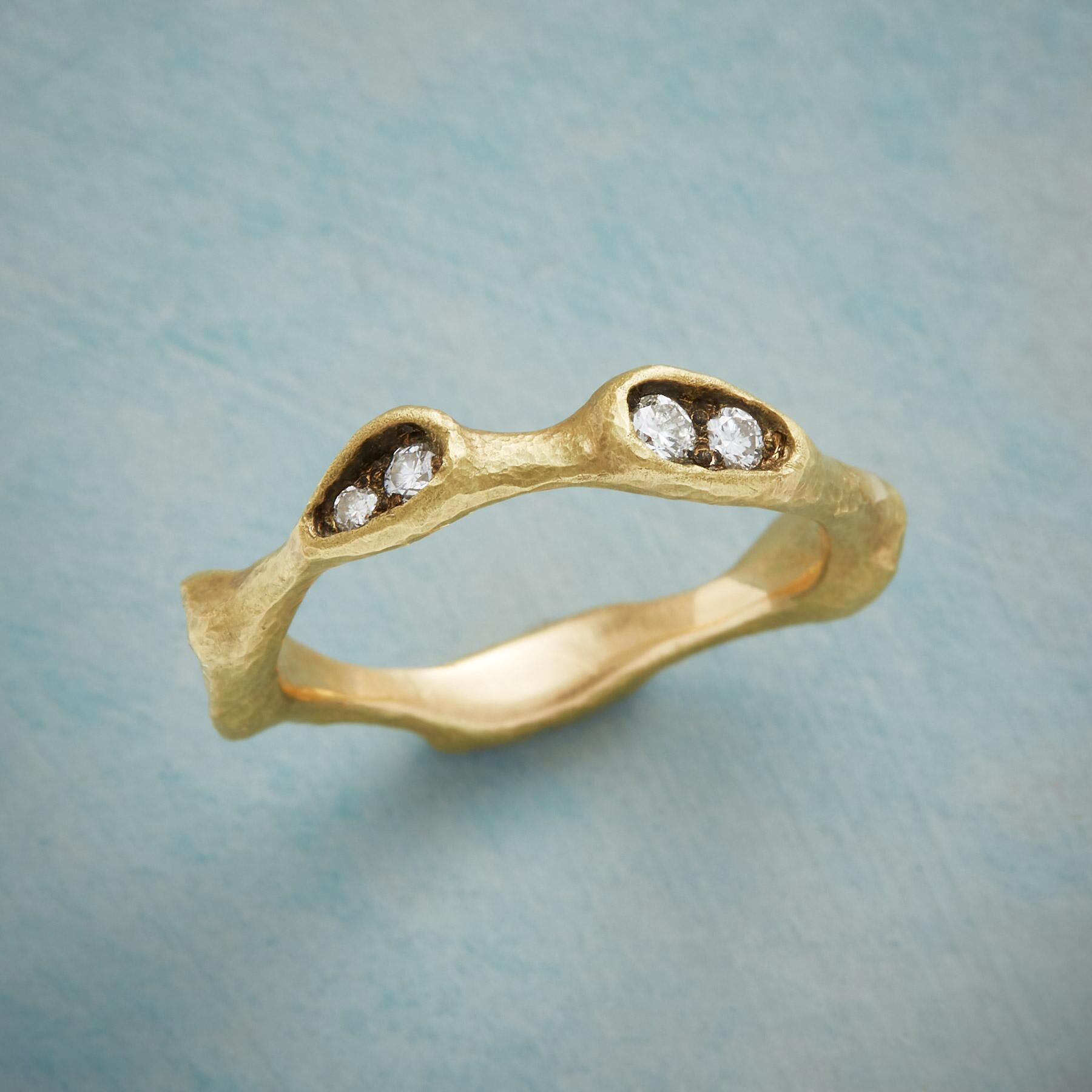 LOVE THRIVES RING: View 1
