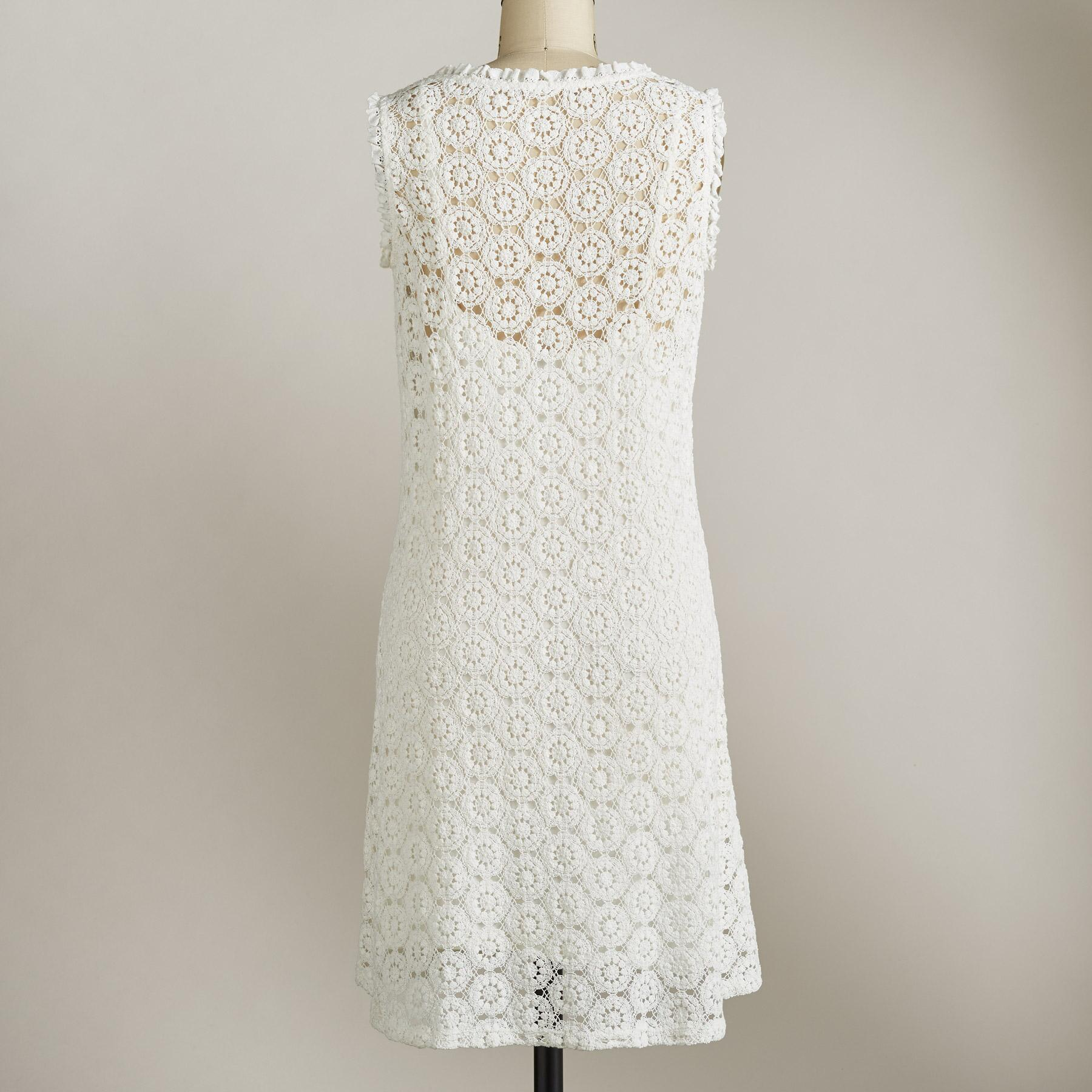 EASY DAYS LACE DRESS: View 2