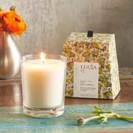 LUCIA® LAUREL & OLIVE CANDLE