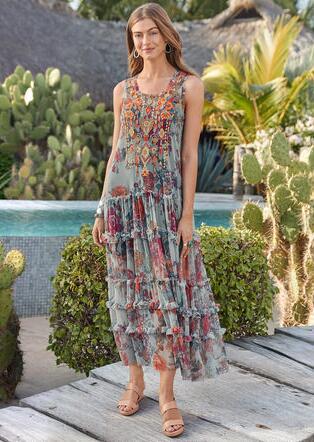 LORA TANGO DRESS