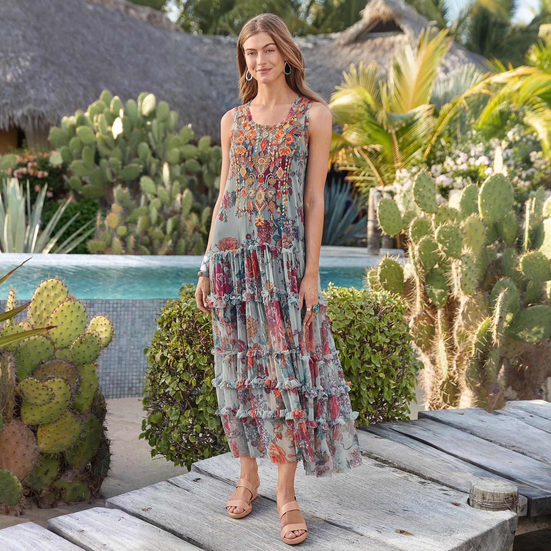 LORA TANGO DRESS: View 1