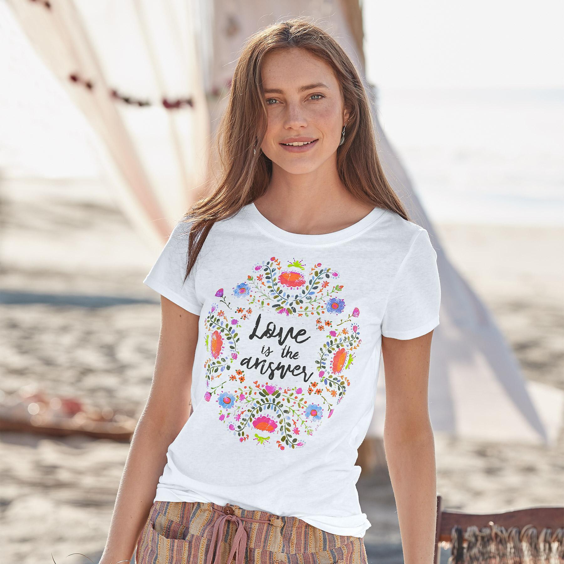 Love is the Answer Shirt - Sundance.