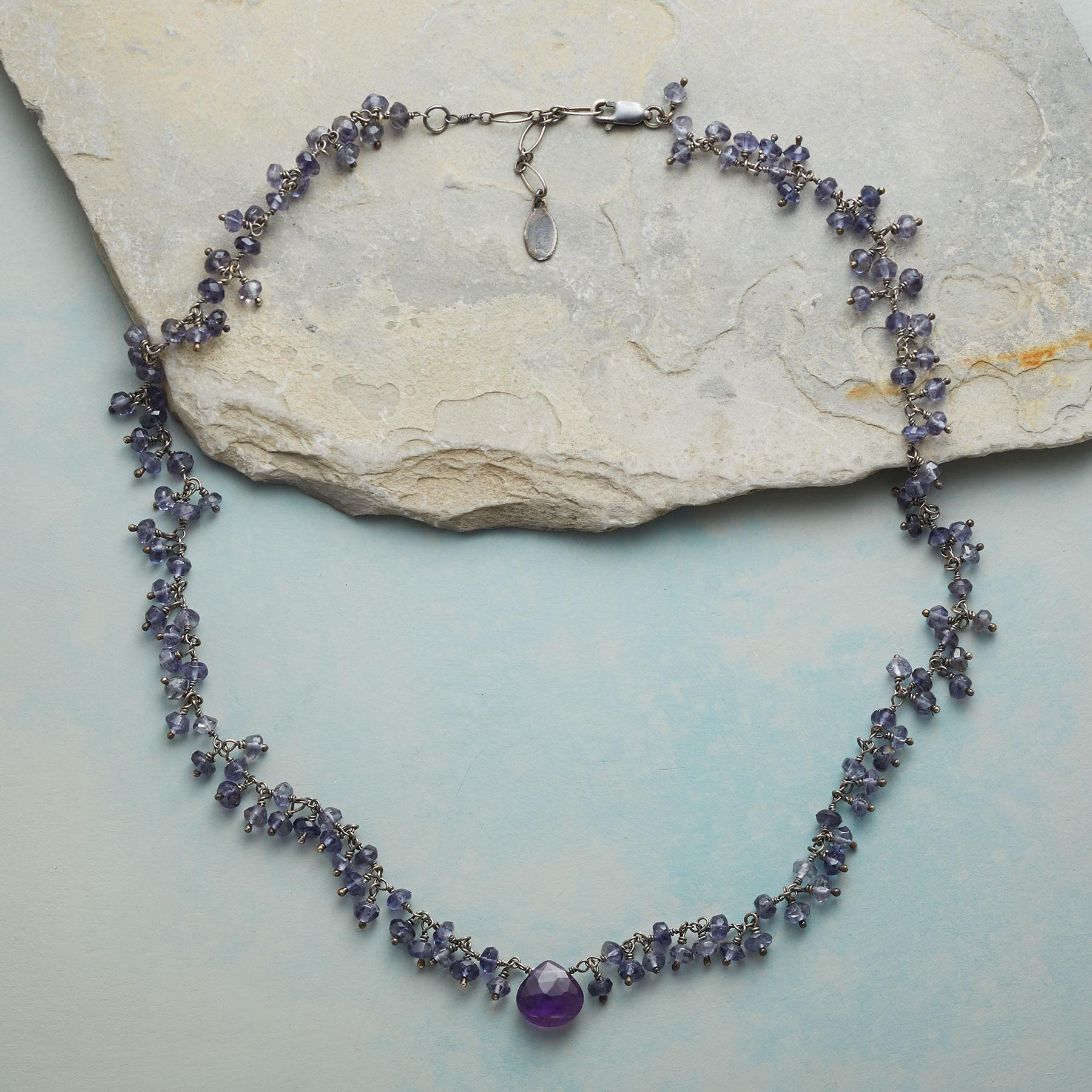 GRAPEVINE NECKLACE: View 2