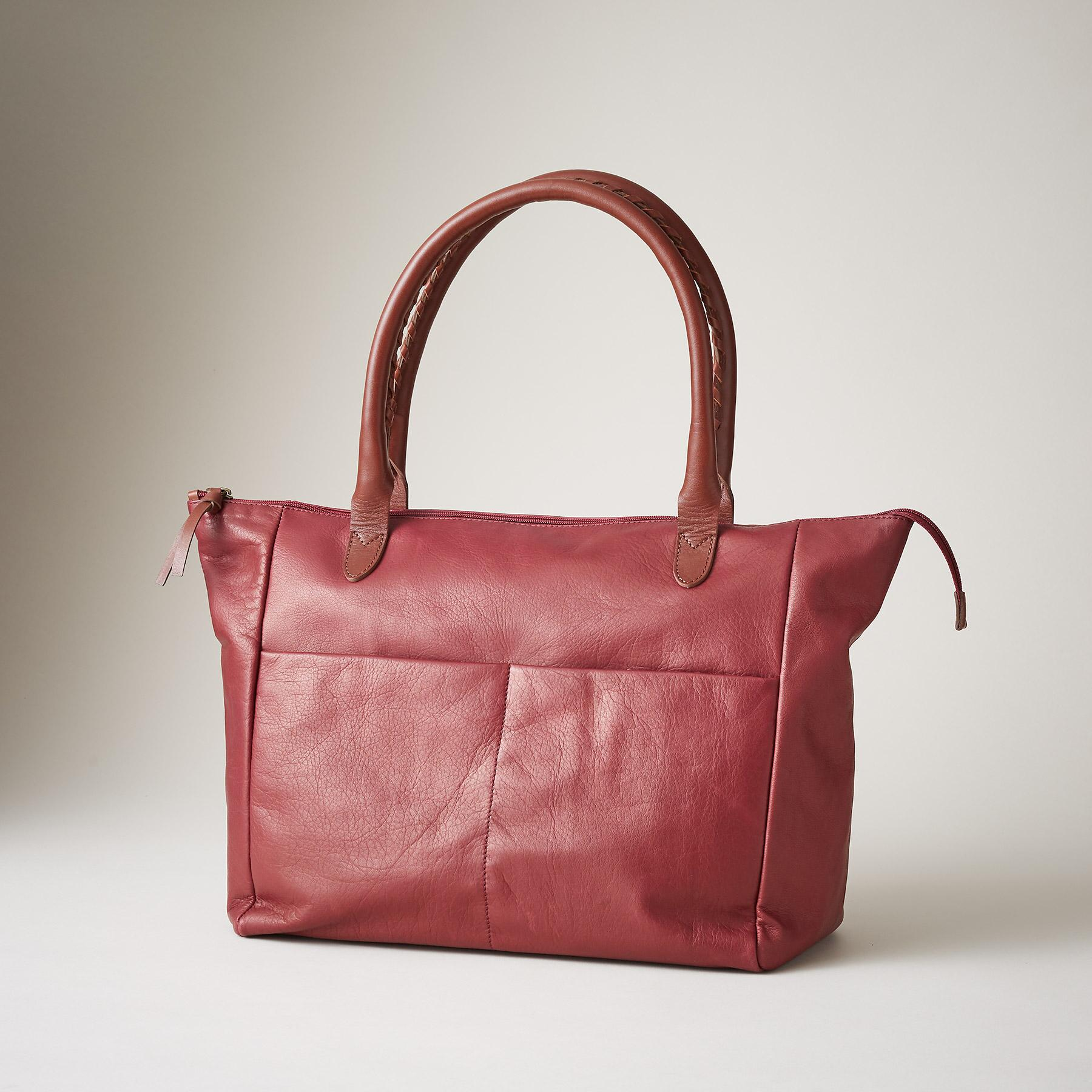 SIMPLICITY TOTE: View 1