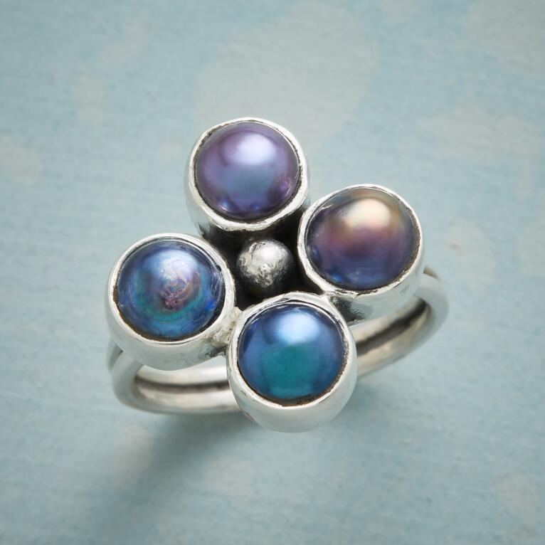 PEARL FOURSOME RING