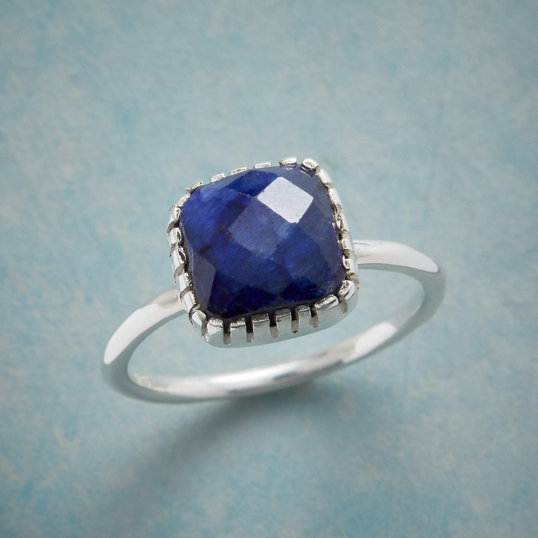 SONIA SAPPHIRE RING: View 1