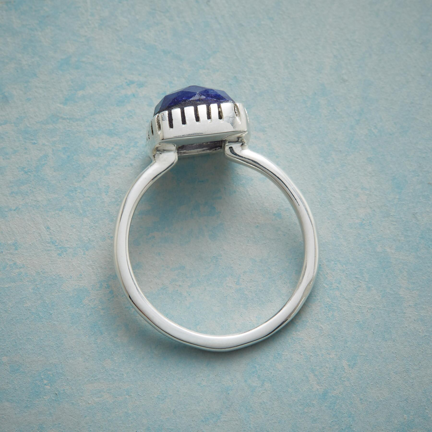 SONIA SAPPHIRE RING: View 2
