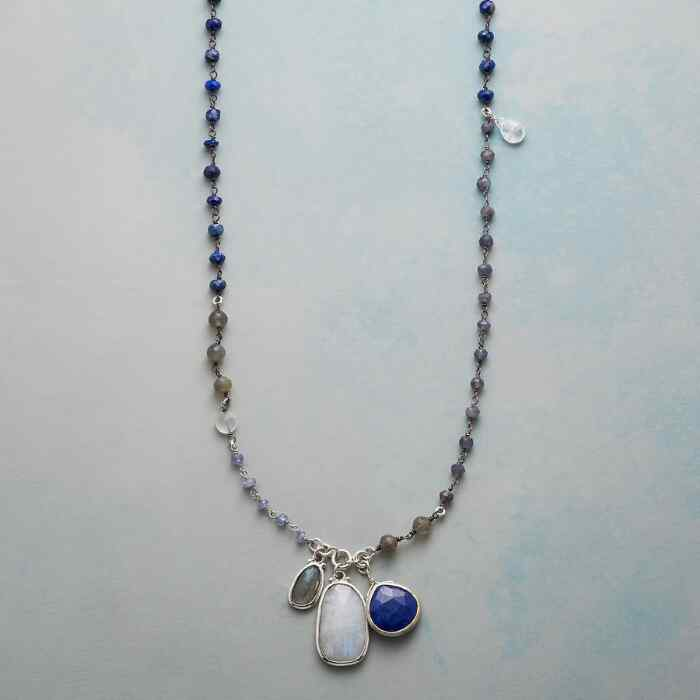 TRANQUIL TRIO NECKLACE