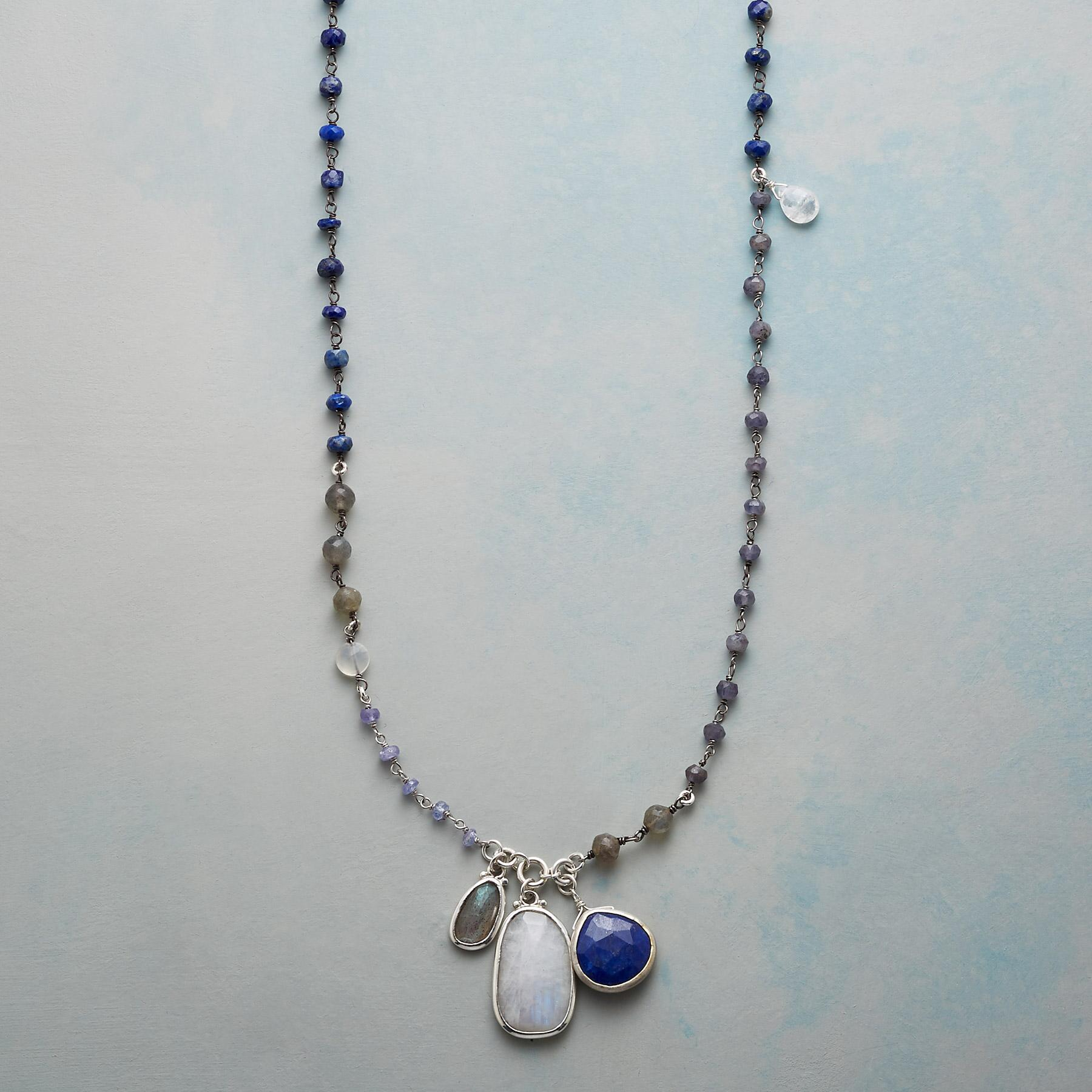 TRANQUIL TRIO NECKLACE: View 1