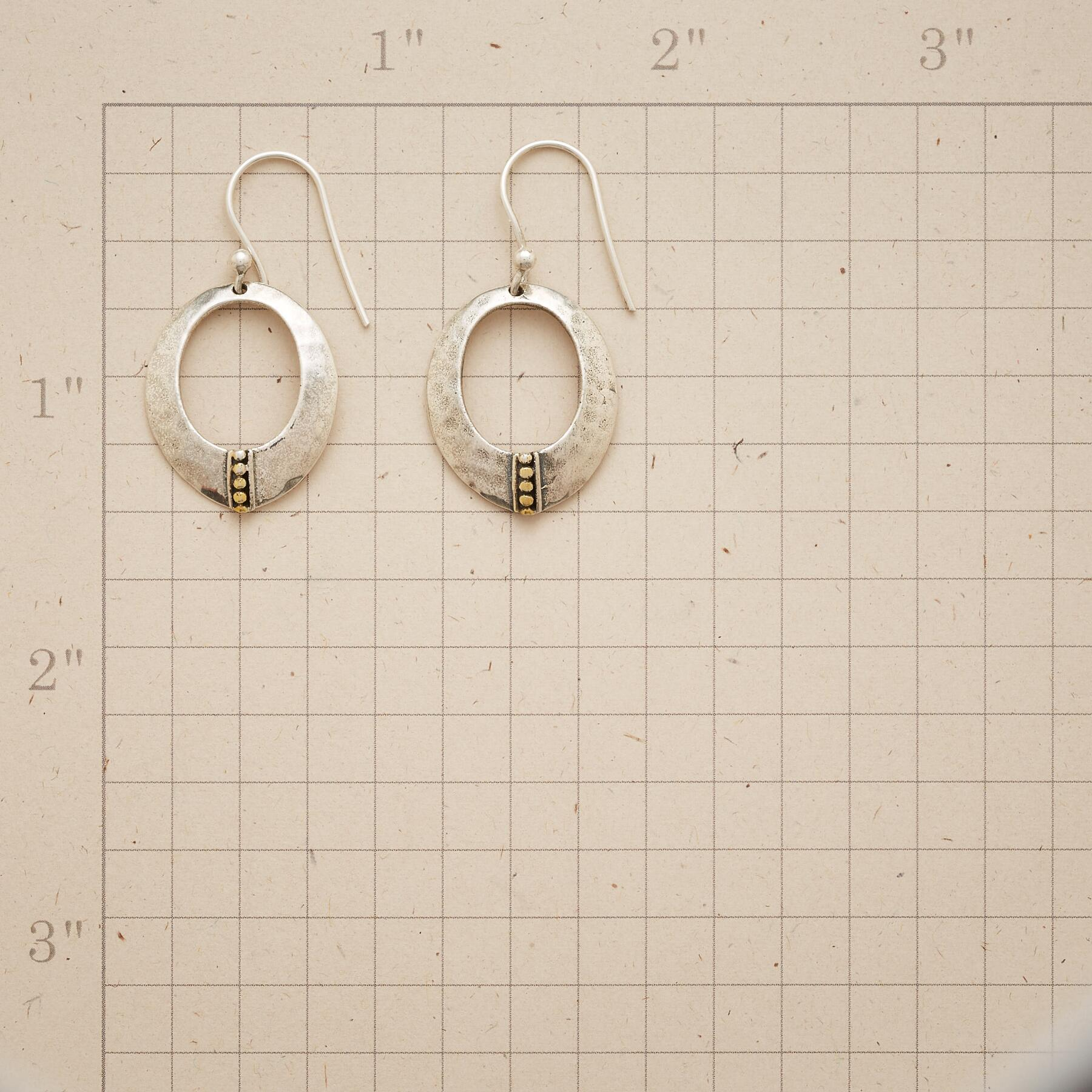 STAY CENTERED EARRINGS: View 2