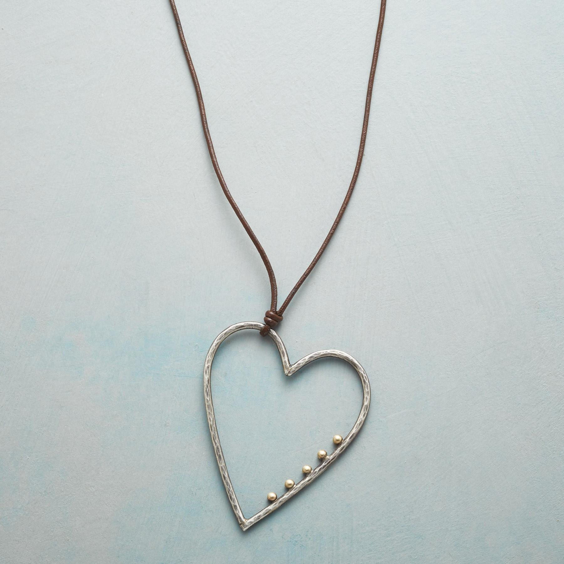 FOREVER IN MY HEART NECKLACE: View 1