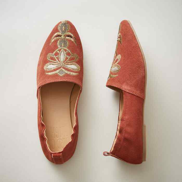 WINGED MESSENGER SHOES