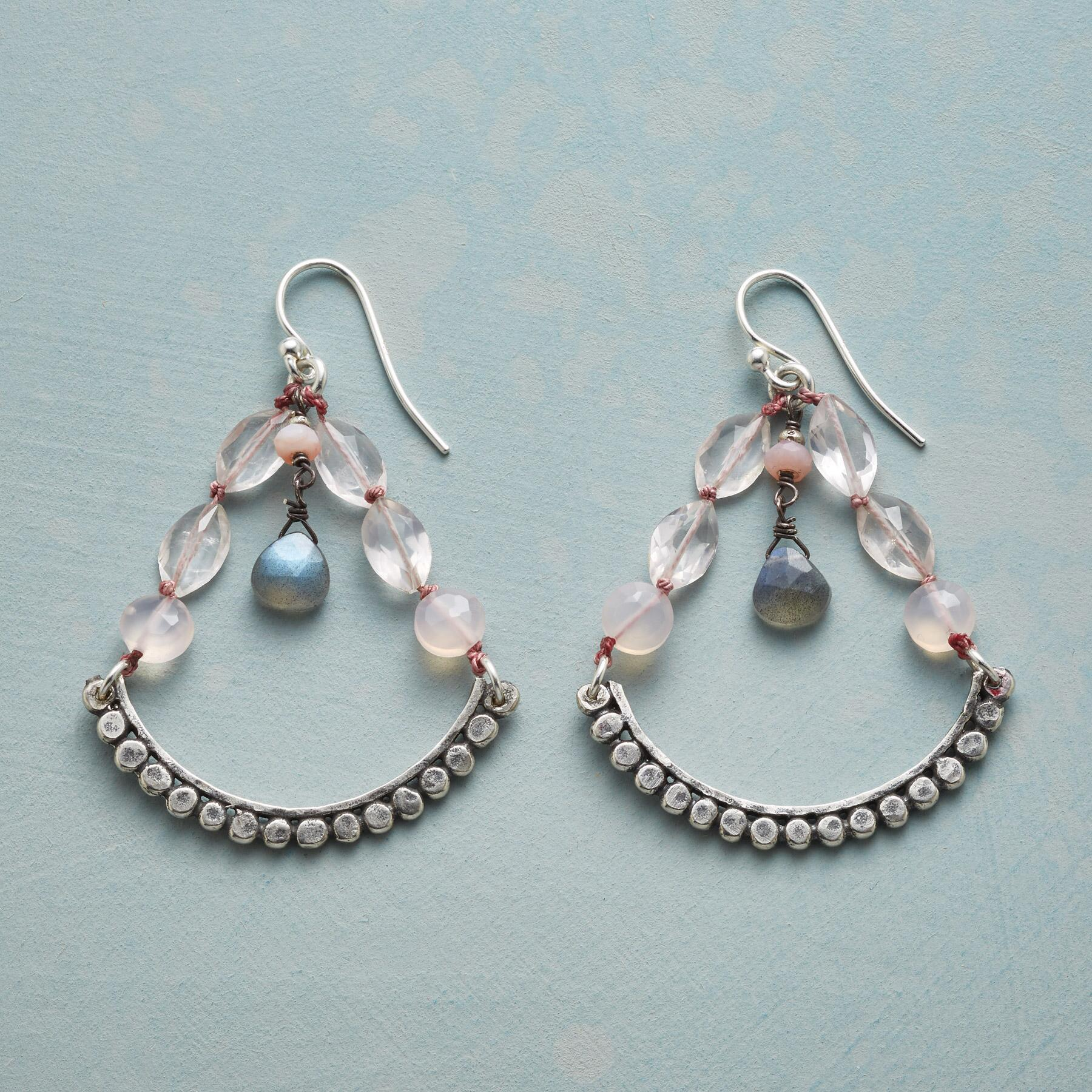 SWAY IN SOLACE EARRINGS: View 1