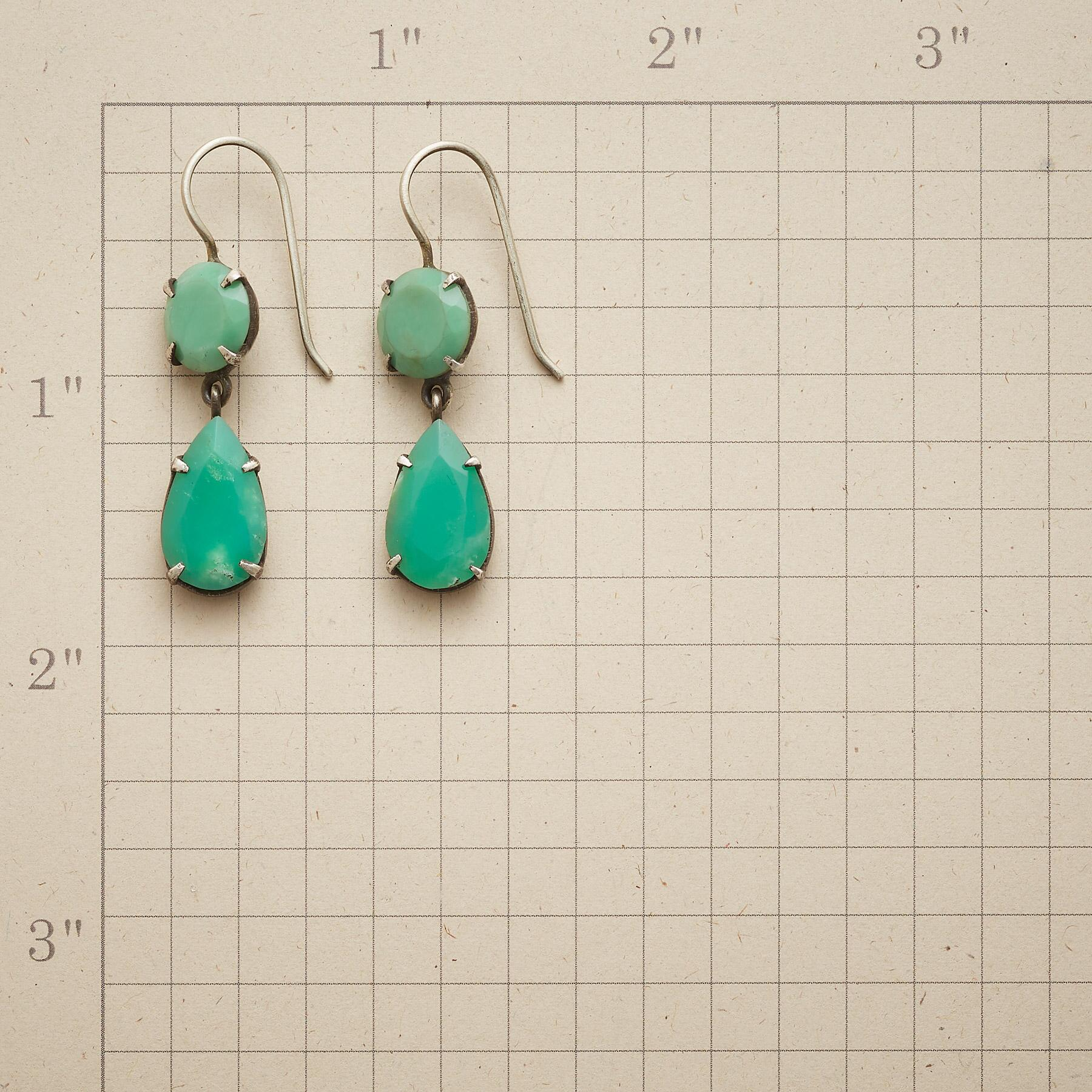 VANTAGE POINT EARRINGS: View 2