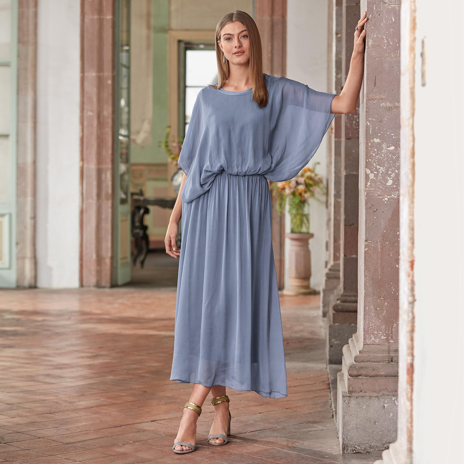 KALAHARI MAXI DRESS: View 1