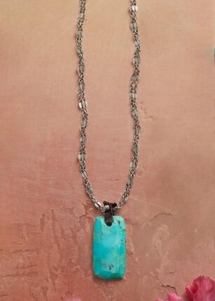 WHERE WATERS MEET NECKLACE