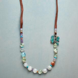 SHADES OF PALE NECKLACE