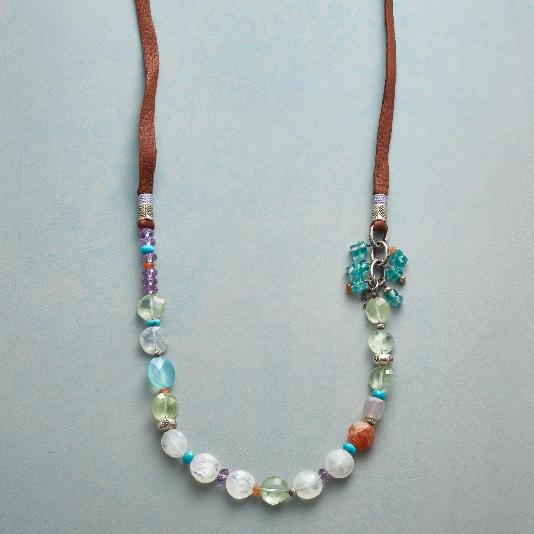 SHADES OF PALE NECKLACE: View 1
