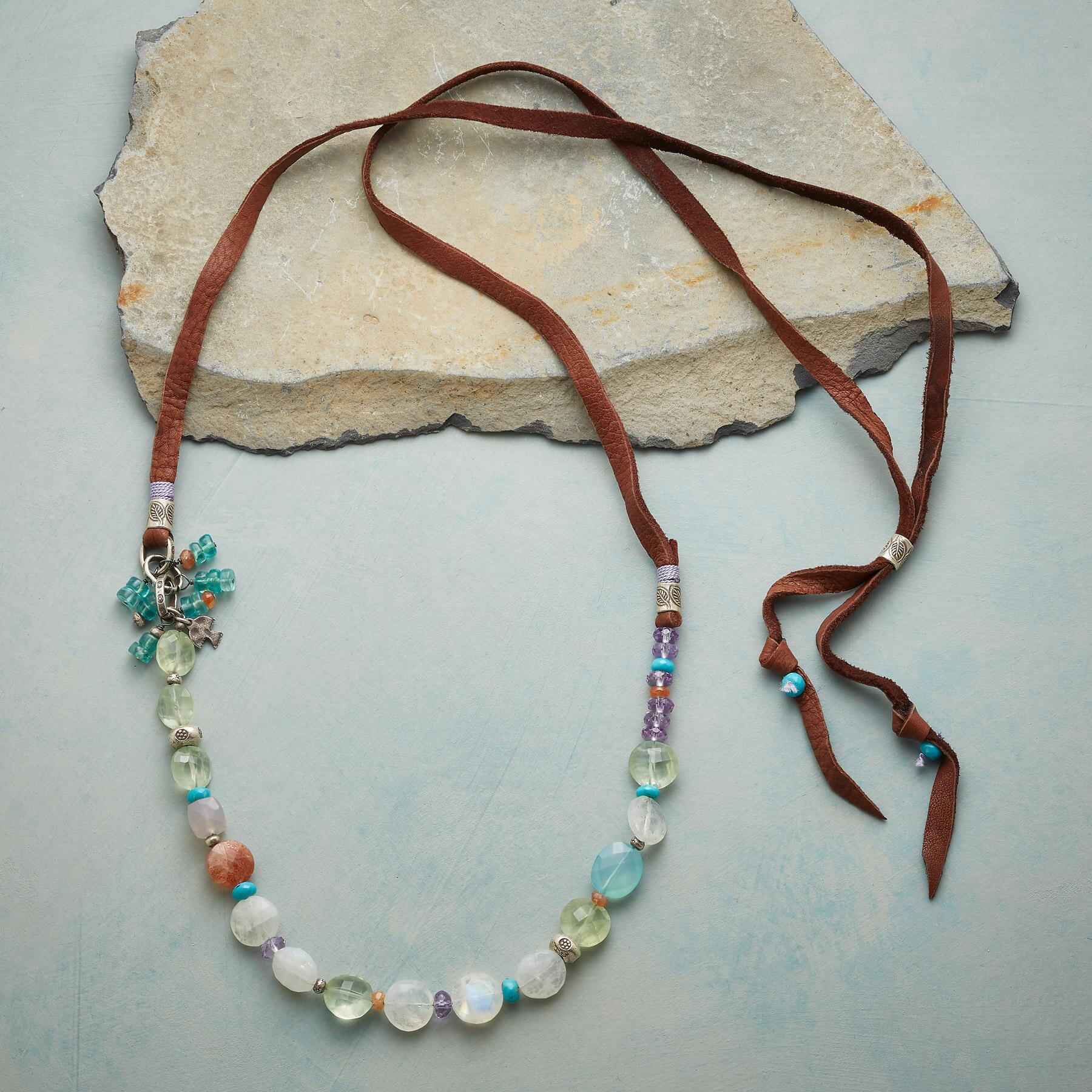 SHADES OF PALE NECKLACE: View 2