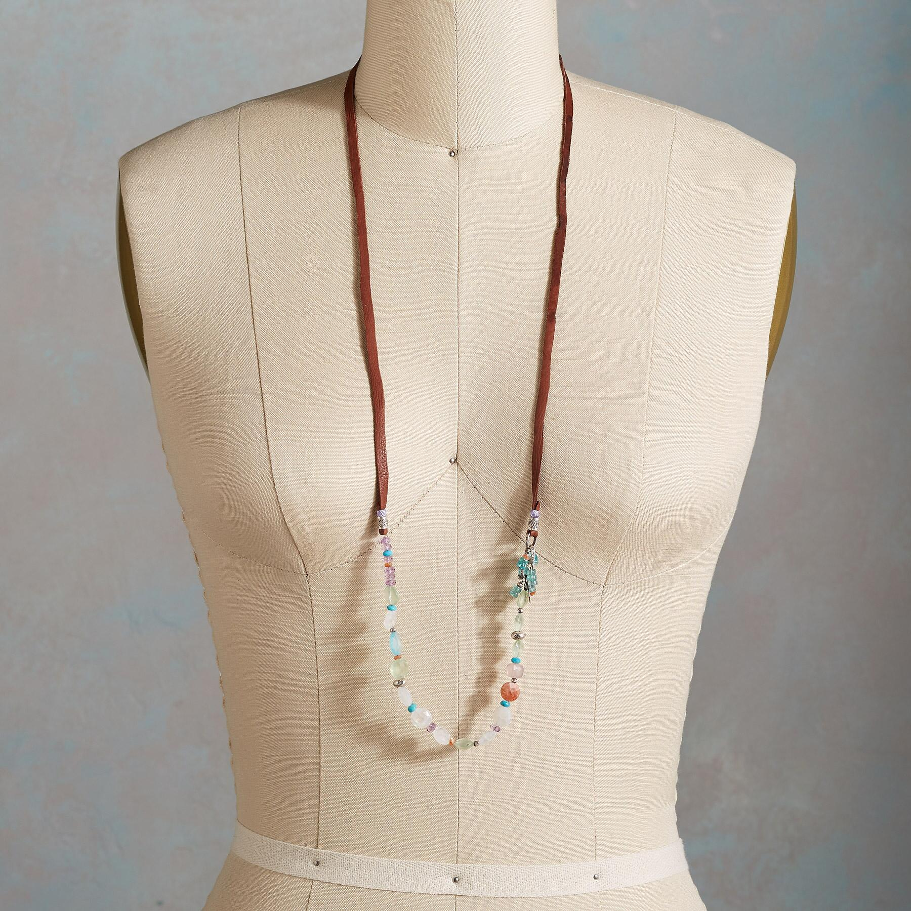 SHADES OF PALE NECKLACE: View 4