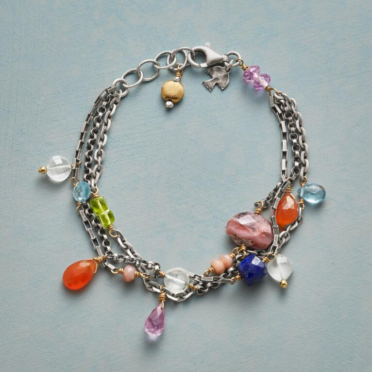 ARROYO CHARMS BRACELET